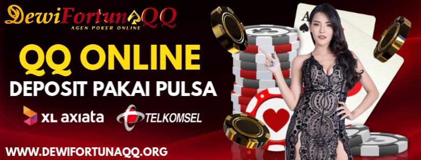 qq online deposit pakai pulsa